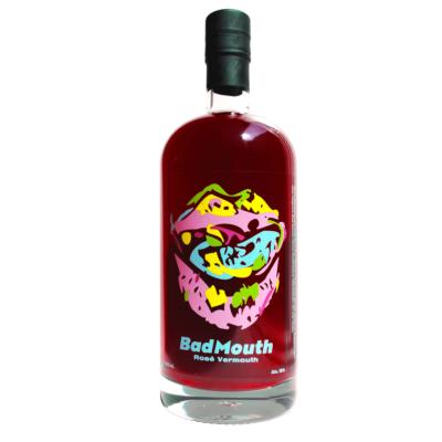 BadMouth Rose Vermouth
