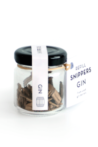 Gin Snippers Refill - DIY Lagret Gin tønde