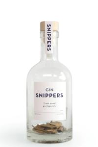 Lav din egen lagrede gin - Gin Snippers - DIY Lagret Gin