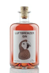 Luftbremzer Wine Barrel Aged Gin