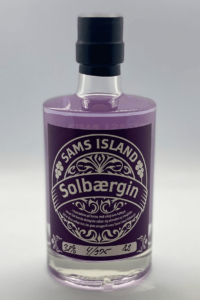 Sams Island Solbærgin