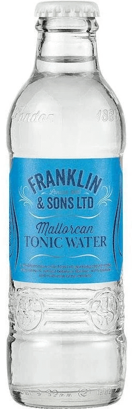 Franklin and Sons Mallorcan Tonic Water