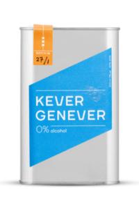 Kever Genever 0% alkoholfri