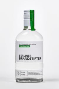 Berliner Brandstifter Alkoholfri gin