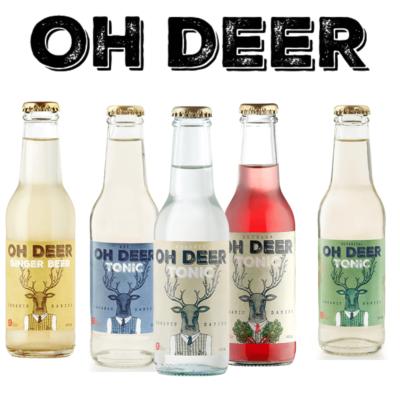 Oh Deer Smagepakke