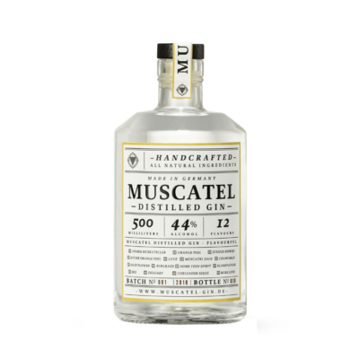 Muscatel Distilled Gin