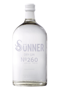 Sünner Dry Gin No. 260