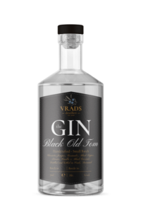 Vrads Black Old Tom Gin