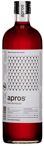 Apros Black Forest Red Vermouth