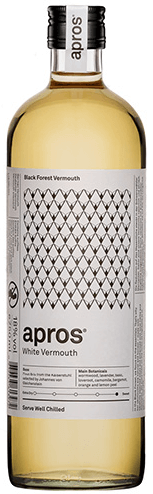 Apros Black Forest White Vermouth