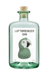 Luftbremzer Gin - Ny flaske