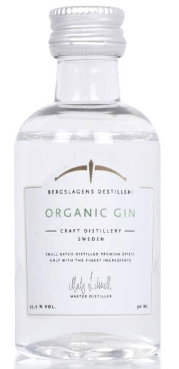 Bergslagens Organic Miniature Gin