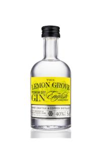 English Drinks Company Lemon Grove Miniaturegin