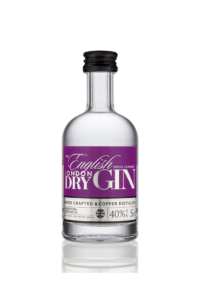 English Drinks Company London Dry Ginminiature