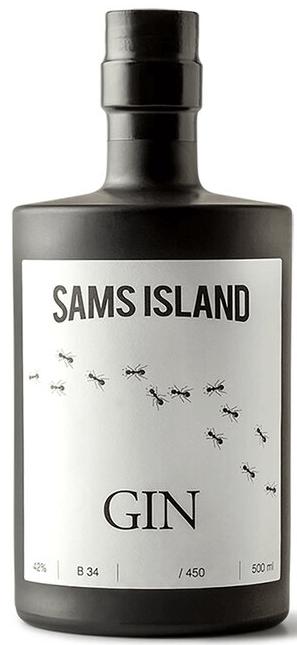 Sams Island Myregin 0,5 liter