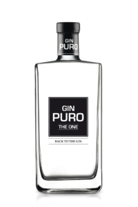 Gin Puro The One - Bak To The Gin