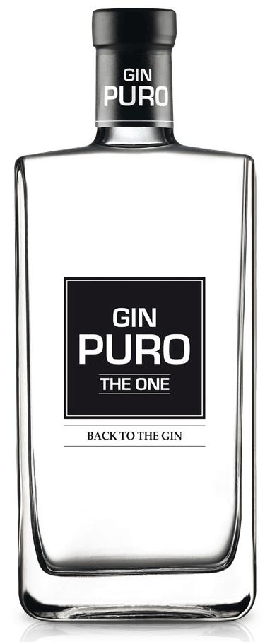 Puro Gin - Bonaventura