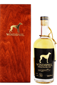 Windspiel Reserve Gin - Windspiel Lagret Gin