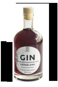 Kvann Kompagniet Crowberry Gin