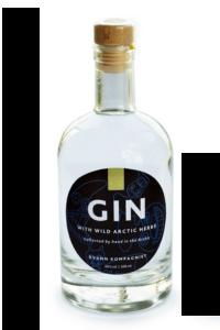 Kvann Kompagniet Gin
